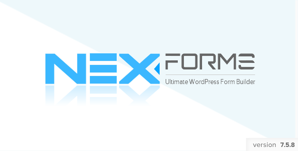 NEX-Forms - The Ultimate WordPress Form Builder by Basix | CodeCanyon