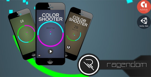 Color Shooter - Complete Unity Game + Admob - CodeCanyon Item for Sale
