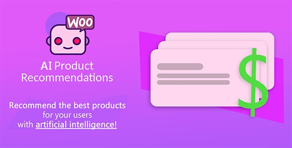 AI Product Recommendations for WooCommerce - CodeCanyon Item for Sale
