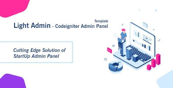 Admin Panel Codeigniter Plugins, Code & Scripts from CodeCanyon