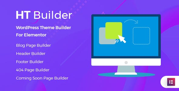 HT Builder Pro  - WordPress Theme Builder for Elementor - CodeCanyon Item for Sale