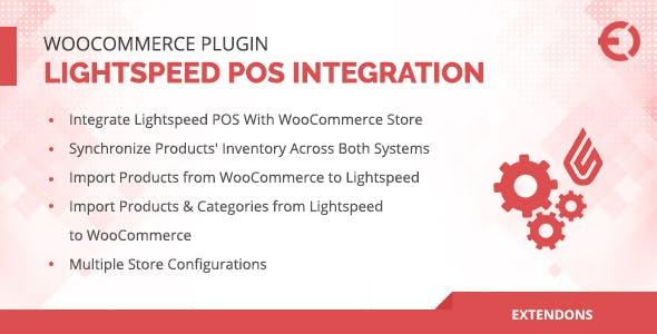 WooCommerce Lightspeed POS Integration Plugin
