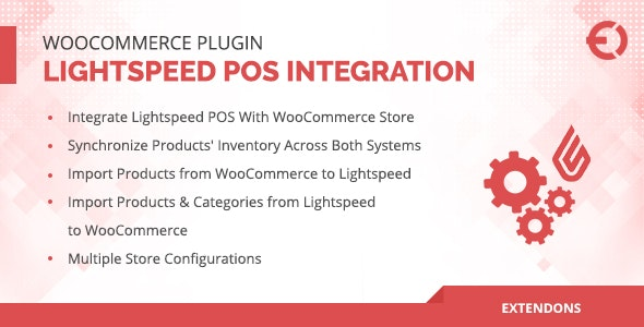 WooCommerce Lightspeed POS Integration Plugin - CodeCanyon Item for Sale
