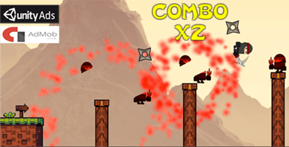 Circle Ninja Unity 2d Game Source Code By Phanbanhut Codecanyon