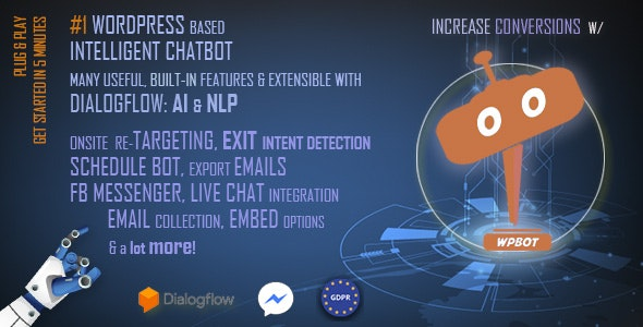 ChatBot for WordPress by quantumcloud | CodeCanyon