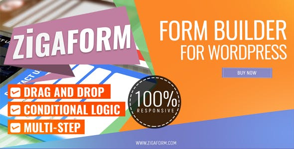 Zigaform - WordPress Form Builder
