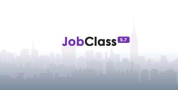 JobClass - Job Board Web Application