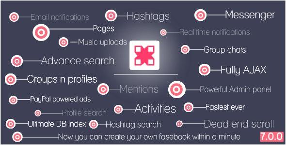 Breeze - Giant Social Network Platform by Gurkookers