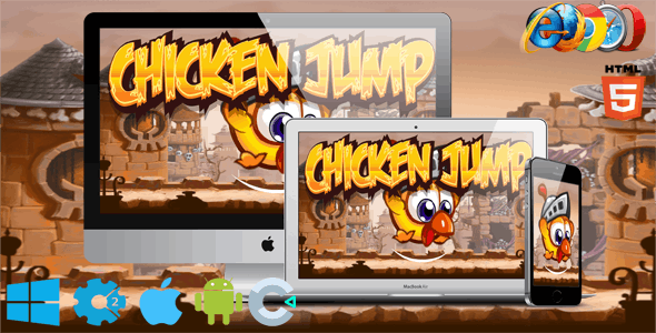 Chicken Jump - CodeCanyon Item for Sale