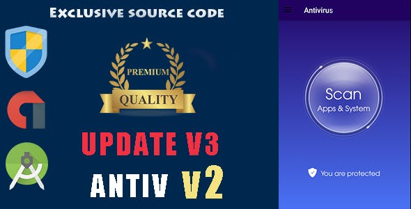 Antivirus  + Booster + Cleaner ---update v3---