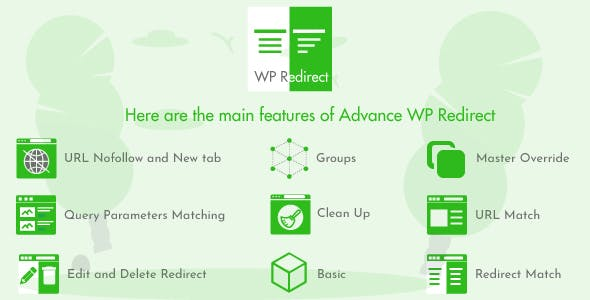 Advanced WP Redirect