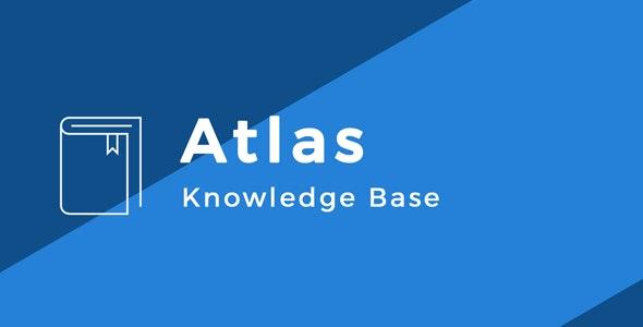 Atlas - WordPress Knowledge Base - CodeCanyon Item for Sale