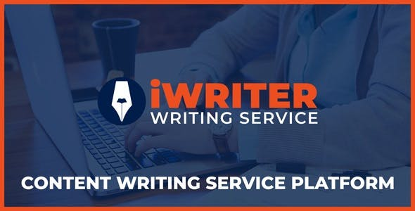 Iwriter - Content Writing Service Platform