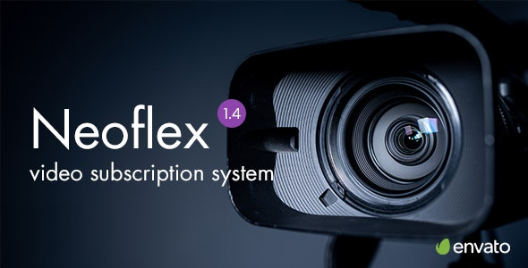 Neoflex Movie Subscription Portal Cms by Creativeitem | CodeCanyon