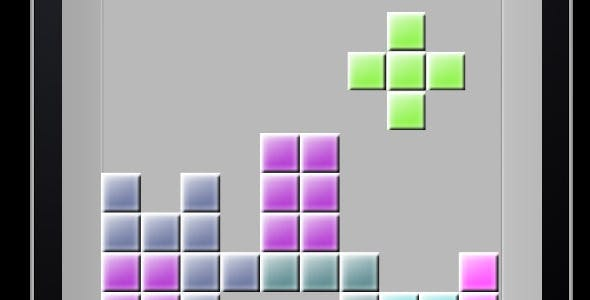 iTris Game for iPhone