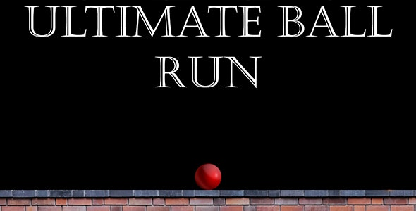 Ultimate ball run - avoid boxes and score as much as you can - hyper casual Unity3D game template - CodeCanyon Item for Sale