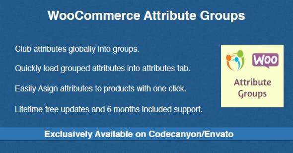 WooCommerce Attribute Groups - CodeCanyon Item for Sale