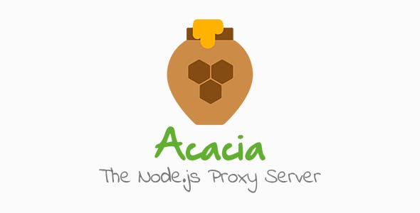 Acacia - The Node.js Proxy Server - with PHP & WordPress Support