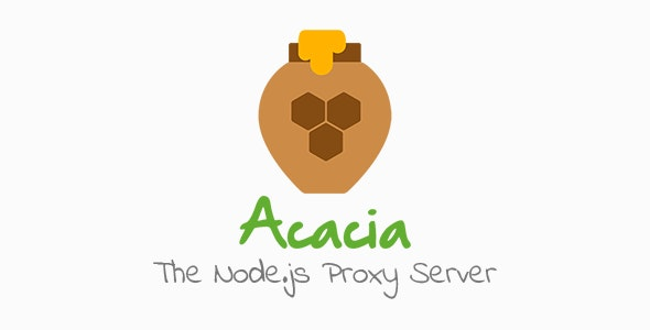 Acacia - The Node.js Proxy Server - with PHP & WordPress Support - CodeCanyon Item for Sale