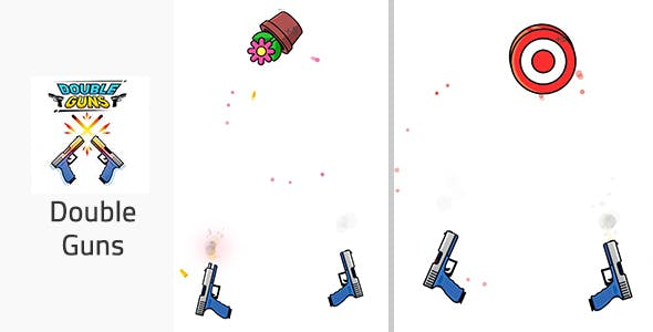 Double Guns - Unity Game