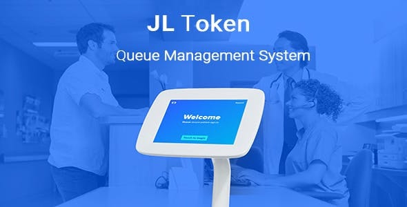 JL Token - Queue Management System - CodeCanyon Item for Sale