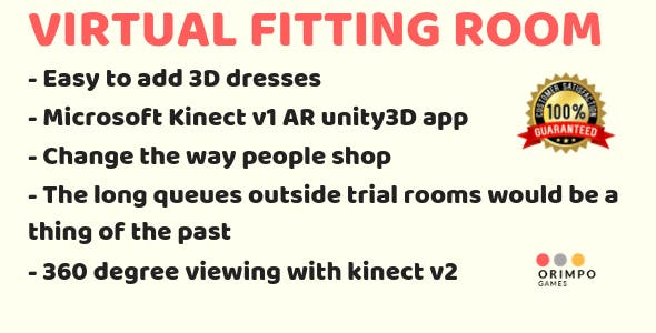 Virtual Fitting Room Windows App