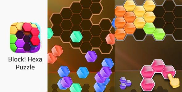 Block! Hexa Puzzle - Unity Game