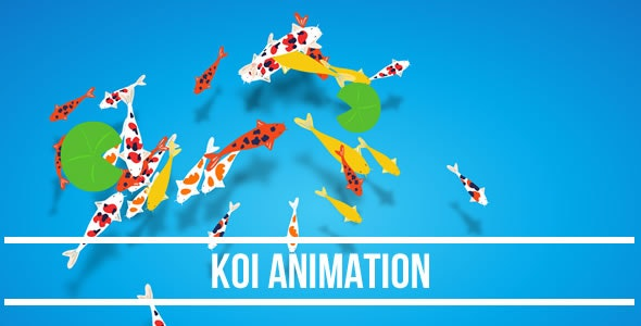 Koi Animation - CodeCanyon Item for Sale