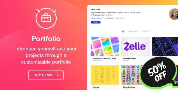 Portfolio Gallery - WordPress Portfolio Plugin - CodeCanyon Item for Sale