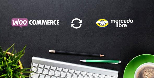 Conecta y Sincroniza Woocommerce con MercadoLibre