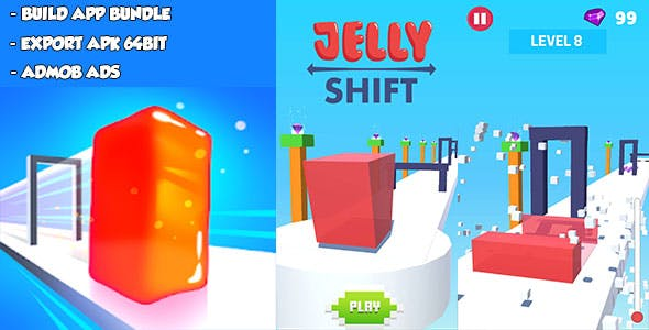 Jelly Shift: Top Trending game