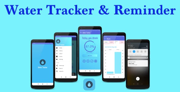 Make A Tracker App With Mobile App Templates from CodeCanyon
