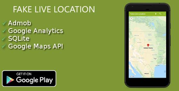 Fake Live Location | GPS Location