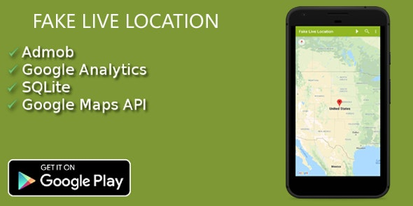 Fake Live Location | GPS Location by TechnoViral_Technologies