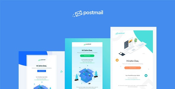 Leo Postmail - Professional Prestashop Email Template - CodeCanyon Item for Sale