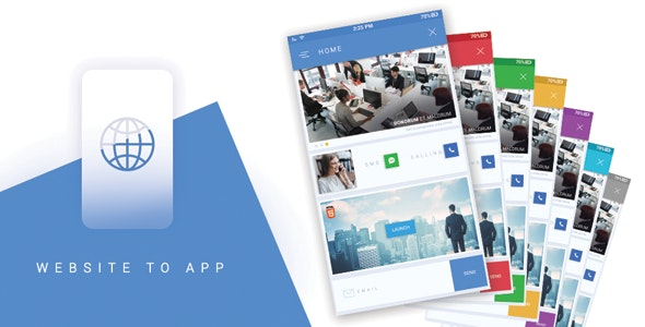 Web to App for Android - CodeCanyon Item for Sale