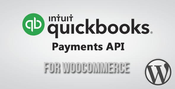 QuickBooks(Intuit) Payment API Gateway for WooCommerce