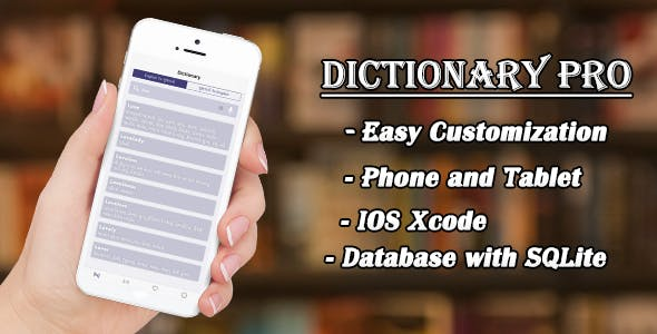 Dictionary Plugins, Code & Scripts from CodeCanyon
