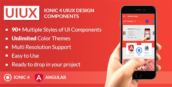ionic 4 template Free Download | Envato Nulled Script | Themeforest