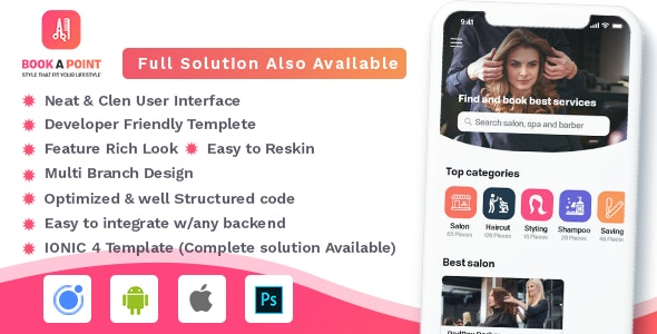 5 Best Create an App with Mobile App Templates  for August 2019