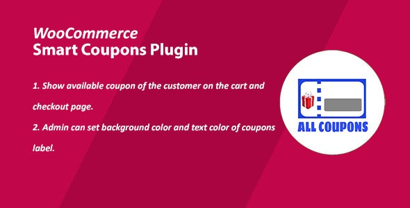 WooCommerce Smart Coupons - CodeCanyon Item for Sale