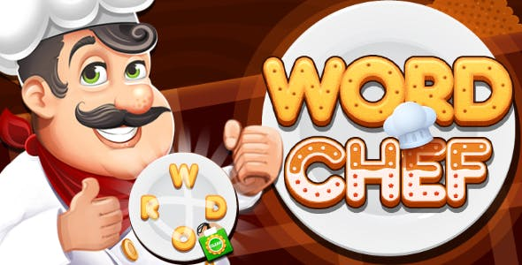 Word Chef - Complete Unity Project