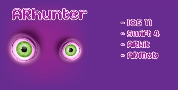 AR Hunter | Augmented Reality Game