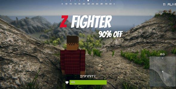 Z - Fighter / Pubg Clone