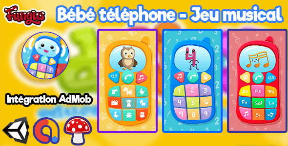 Bebe telephone - Jeu musical