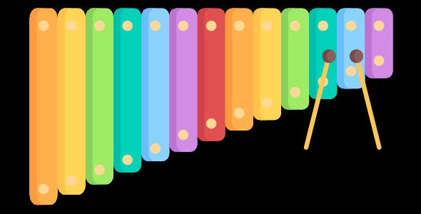 Virtual Xylophone Online | Html5 Music Game | Android & ios