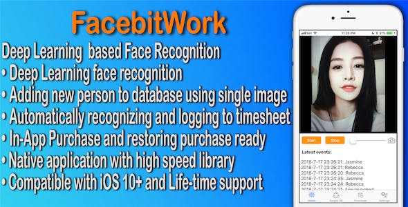 Face Recognition Plugins, Code & Scripts from CodeCanyon