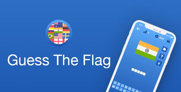 Guess The Flag - Unity