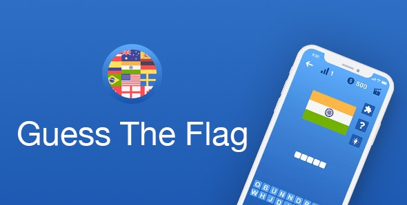 Guess The Flag - Unity - CodeCanyon Item for Sale