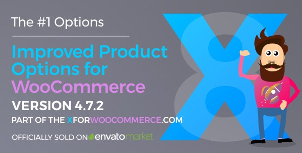 Wordpress Product Options Plugin by Xforwoocommerce
